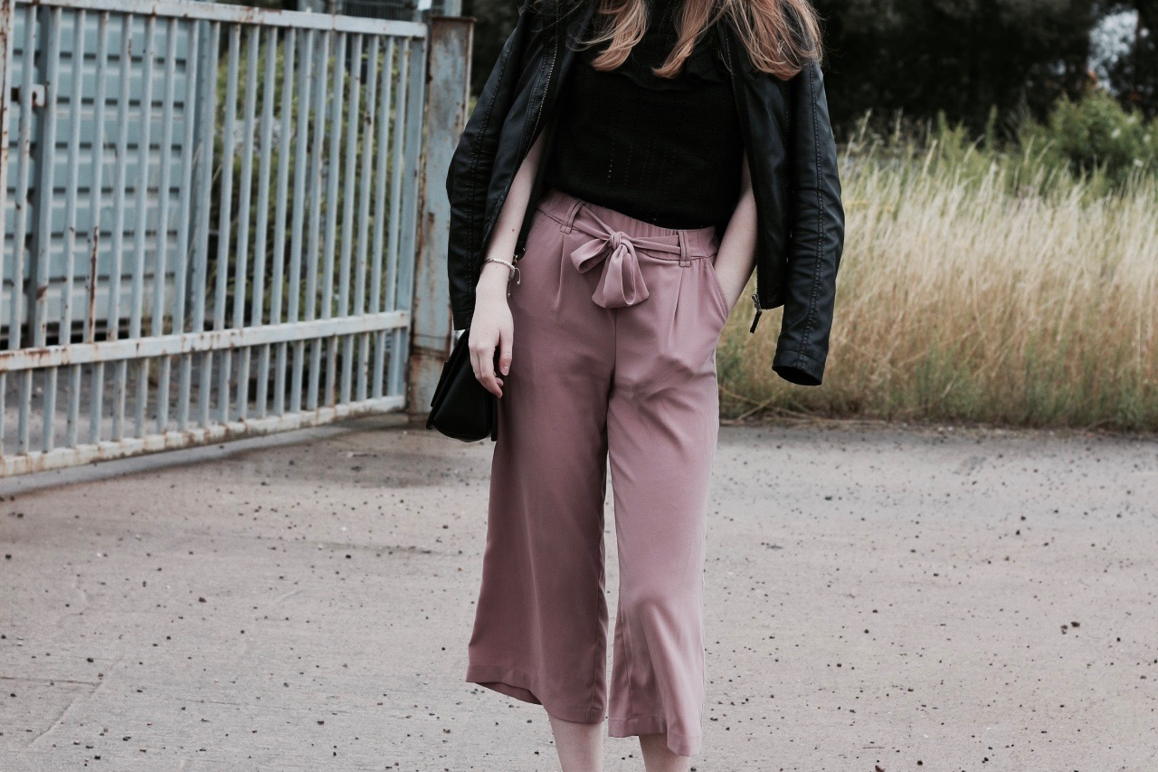 Outfit: How to wear Culottes